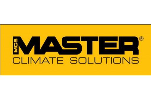 Nagrzewnica stacjonarna nadmuchowa z palnikiem LPG Master BG 390 L