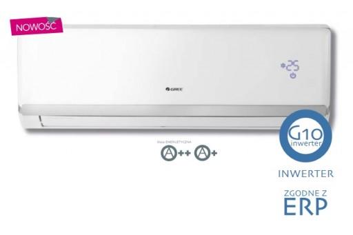 Klimatyzator ścienny LOMO Economic GWH09QB-K3-2,5/2,8 kW
