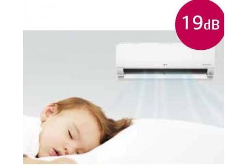 Montaż klimatyzatora ściennego LG Deluxe Inverter DM12RP - 3,5/4,0 kW - dla osoby fizycznej