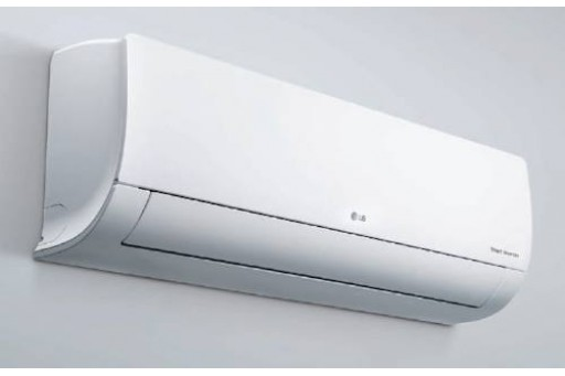 Montaż klimatyzatora ściennego LG Standard Plus Inverter PC09SQ - 2,5/3,2 kW dla osoby fizycznej