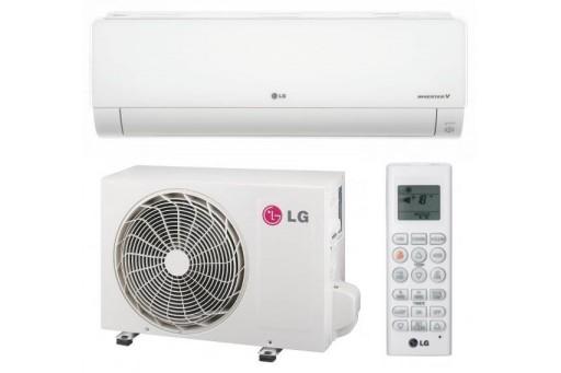 Montaż klimatyzatora ściennego LG Standard Plus Inverter PM12SP - 3,5/3,8 kW dla osoby fizycznej
