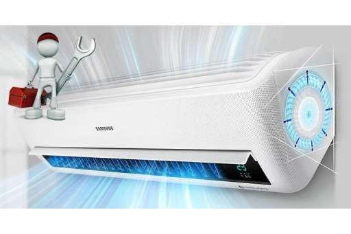 Klimatyzator ścienny marki Samsung Windfree Ultra 2.5kW AR09NXCXAWKNEU