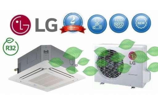 Klimatyzator kasetonowy LG Standard Inverter - 5,00kW CT18.NQ0