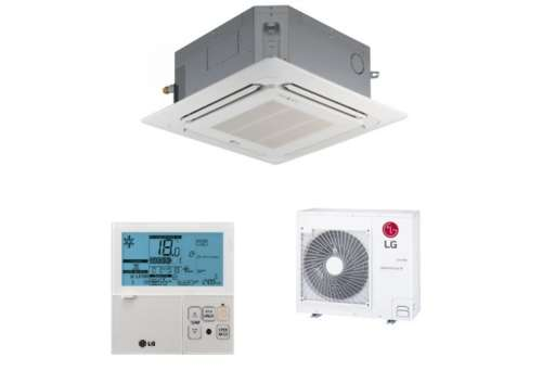 Klimatyzator kasetonowy LG Standard Inverter - 13,40kW UT48R.NM