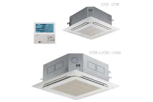 Klimatyzator kasetonowy LG Standard Inverter - 12,50kW UT42.NM2