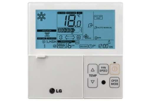 Klimatyzator kanałowy niskiego sprężu LG Standard Inverter - 5,00kW CB18L.N22