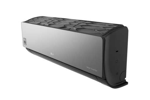 Montaż klimatyzatora ściennego LG Artcool Mirror AC12BH - UVnano - 3,5/4,0 kW - dla osoby fizycznej