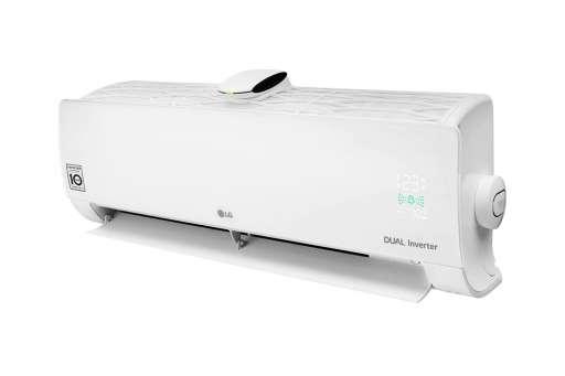 Montaż klimatyzatora ściennego LG DUALCOOL AP12RT - OCZYSZCZACZ - 3,5/4,0 kW - dla osoby fizycznej