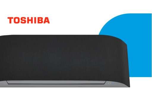 Montaż klimatyzatora ściennego TOSHIBA Haori RAS-B13N4KVRG - 3,5/4,2 kW - dla osoby fizycznej