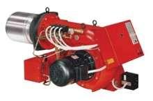 Palnik olejowy trzystopniowy na mazut Riello Press P 140 T/N 1660 kW Palniki olejowe