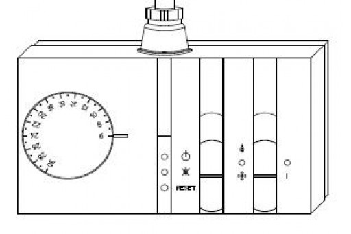 Termostat RAPID (RA) Sonninger