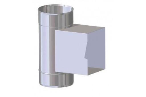 Wyczystka (element wyczystkowy) fi 150 mm kominowa