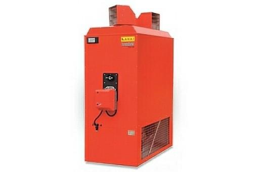 Nadmuchowy piec grzewczy z palnikiem olejowym Araj PGA-100 - 116 kW