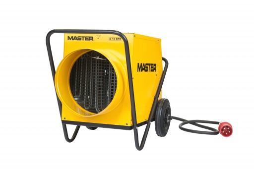 Nagrzewnica elektryczna nadmuchowa Master B 18 - 18 kW