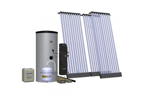HEWALEX 3 KSR10 250 Zestaw solarny próżniowy dla 2-4 osób do c.w.u