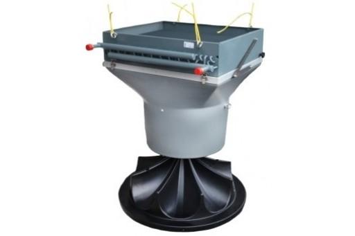 Nagrzewnica wodna Munters Sial NW 50 AGRO - 56,2 kW